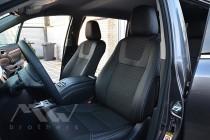 Чехлы в салон Тойота Хайлендер 3 (авточехлы на сидения Toyota Hi