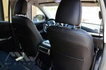 Чехлы в салон Toyota Highlander 3