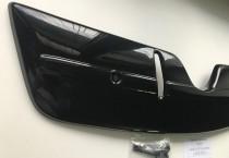 Заглушка радиатора Skoda Octavia A5 FL глянцевая (накладка на ра