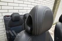 Чехлы из экокожи Ситроен С4 ДС4 (авточехлы на сиденья Citroen C4