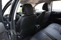 Чехлы для салона Citroen C4 DS4 (авточехлы на сидения Ситроен С4