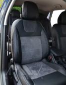 купить Чехлы для Citroen C4 DS4 (авточехлы на сидения Ситроен С4