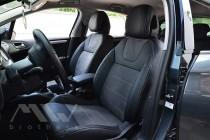 заказать Чехлы для Citroen C4 DS4 (авточехлы на сидения Ситроен