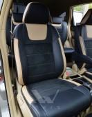 заказать Чехлы Honda CR-V 3 (авточехлы на сидения Хонда СРВ 3)