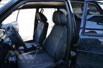 Чехлы в салон ВАЗ 21099 (авточехлы на сидения Лада 21099)