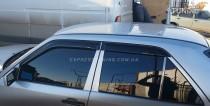 ветровики окон Mercedes W124)