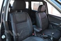 Чехлы Mitsubishi Outlander 1 (авточехлы на сидения Митсубиси Аутлендер 1)