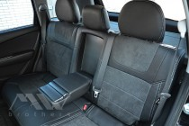 автоЧехлы Mitsubishi Outlander 1