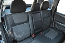 заказать Чехлы Mitsubishi Outlander 1