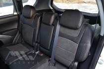 автоЧехлы Mitsubishi Outlander XL