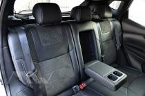 автоЧехлы Nissan Qashqai 2 (авточехлы на сидения Ниссан Кашкай 2