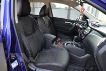 заказать Чехлы Nissan Qashqai 2 (авточехлы на сидения Ниссан Каш