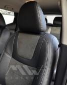 купить Чехлы Nissan Qashqai 2 (авточехлы на сидения Ниссан Кашка
