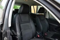 Чехлы Volkswagen Golf 5 plus (авточехлы на сидения Фольксваген Гольф 5 плюс)