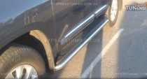 силовой обвес Toyota Land Cruiser 200