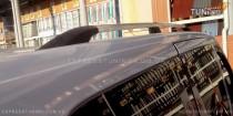 Рейлинги на Citroen Jumpy 2 (продольные рейлинги Ситроен Джампи 2 концевик.метал.)