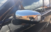 хром накладки на боковые зеркала Mercedes W210