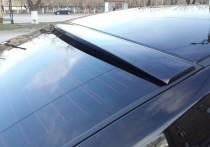 Спойлер на стекло Хендай Акцент 4 (спойлер на заднее стекло Hyundai Accent 4 бленда)