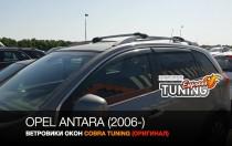 Ветровики Опель Антара (дефлекторы окон Opel Antara)