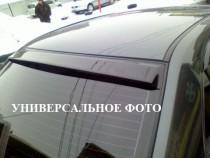 Козырек на заднее стекло Опель Астра Ж (ветровик заднего стекла Opel Astra G)