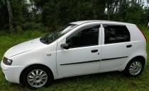 Ветровики Фиат Пунто 2 (дефлекторы окон Fiat Punto 2)