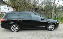 дефлекторы окон Volkswagen Passat B6 Variant