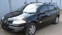 дефлекторы окон Renault Megane 2 Wagon