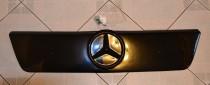 Зимняя заглушка решетки Мерседес Спринтер W901 TDI глянец (заглушка решетки радиатора Mercedes Sprinter W901 Tdi)