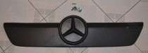 Зимняя накладка на решетку Мерседес Спринтер W901 матовая (накладка на решетку Mercedes Sprinter W901)