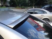 Спойлер на стекло Хендай Соната 5 НФ (спойлер на заднее стекло Hyundai Sonata 5 NF)