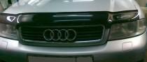 Дефлектор на капот Audi 80 B4 (оригинальная мухобойка капота Ауди 80 Б4)