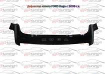 Дефлектор на капот Форд Куга 1 (мухобойка капота Ford Kuga 1)