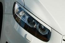 Реснички на передние фары Hyundai Santa Fe