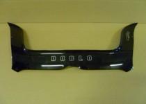 Мухобойка капота Фиат Добло 2 (дефлектор на капот Fiat Doblo 2)
