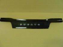 Дефлектор капота Фиат Дукато 2 дорестайл (мухобойка на капот Fiat Ducato 2)