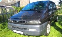 мухобойка на капот Fiat Ulysse 1