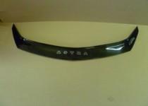 Дефлектор на капот Опель Астра J (мухобойка капота Opel Astra J)