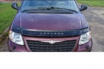 мухобойка на капот Chrysler Voyager 4