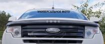 Дефлектор капота Форд Эдж (мухобойка на капот Ford Edge)
