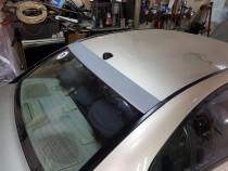 Спойлер на стекло Hyundai Accent 3 (козырек на заднее стекло хен