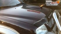 мухобойка Mitsubishi L200 3