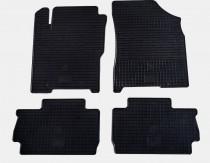 Резиновые коврики Chery A13 (коврики в салон Чери А13)