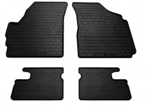 Резиновые коврики Шевроле Спарк (коврики в салон Chevrolet Spark)