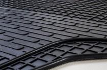Резиновые коврики Citroen Jumpy 1 (2 передних коврика салона)