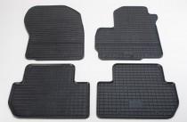Резиновые коврики Citroen C-crosser (коврики в салон Ситроен С-Кроссер)