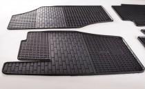 Резиновые коврики на Citroen C4 (коврики в салон Ситроен С4)