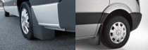 Оригинальные брызговики на Mercedes Sprinter 906 комплект 4шт