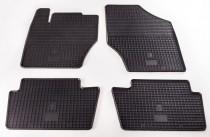 Резиновые коврики Citroen DS4 (коврики в салон Ситроен ДС4)