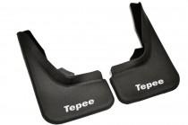 Передние брызговики Peugeot Partner Tepee
