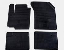 Резиновые коврики Fiat Sedici (коврики в салон Фиат Седичи)